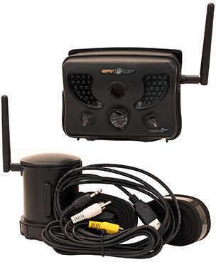 Spy Point 8 MP, Wireless Trail Cam System, 38 Led, Black Md: S-Tiny-WBF