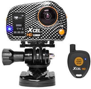 Spy Point Sport Edition POV Action Cam, Full HD, Black Md: XCEL HD