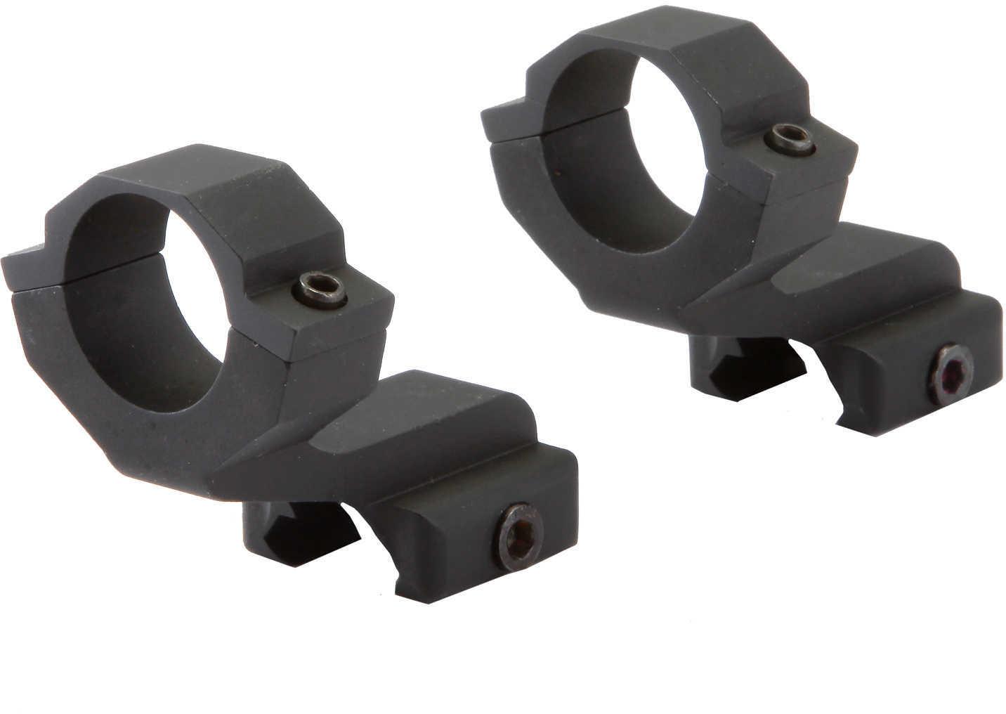 Tactical Weapon 2 Piece Mount, 30mm No Rails Md: TWAR2Pm