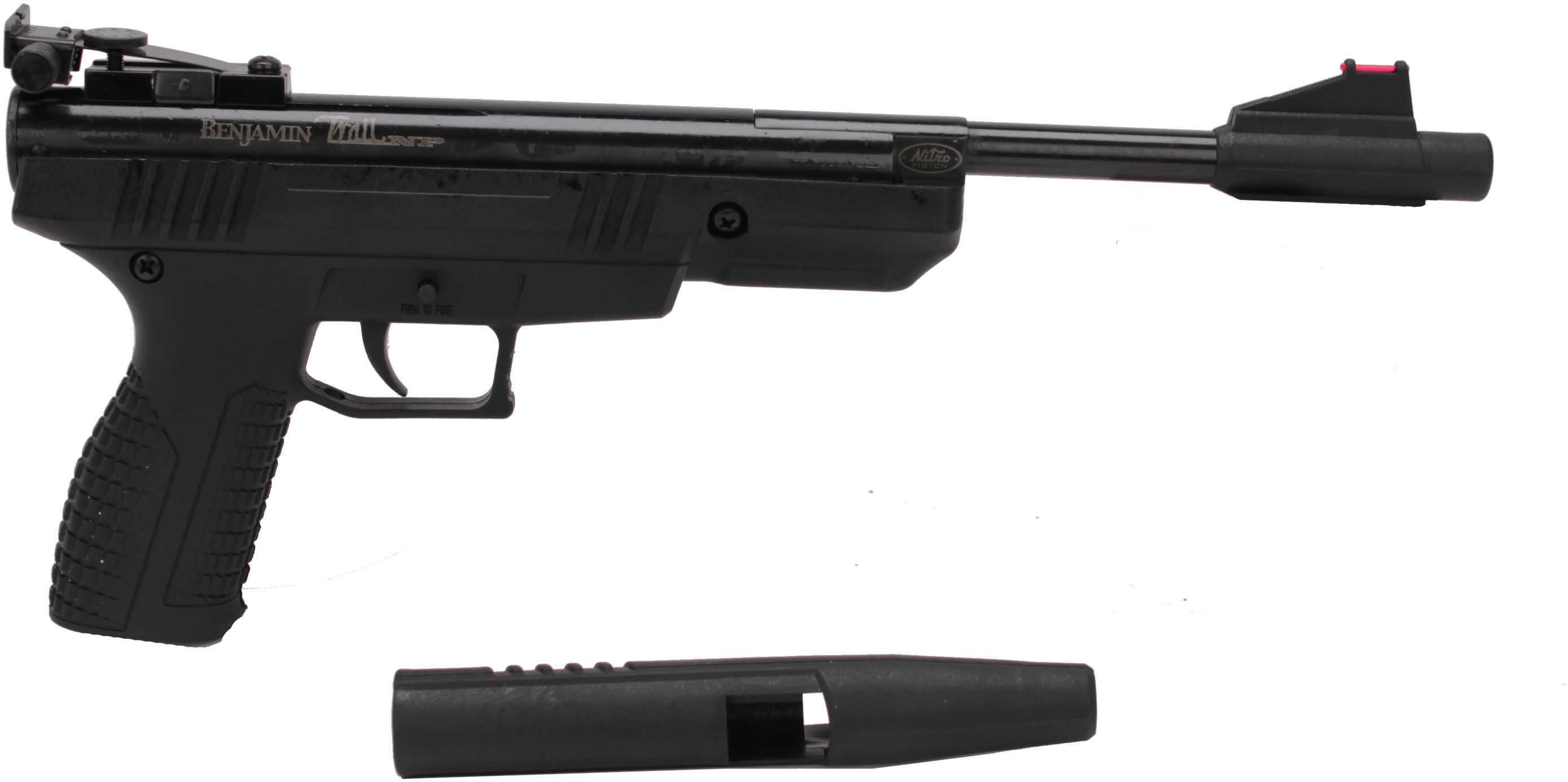 Benjamin Trail Np Air Pistol .177 Model BBP77