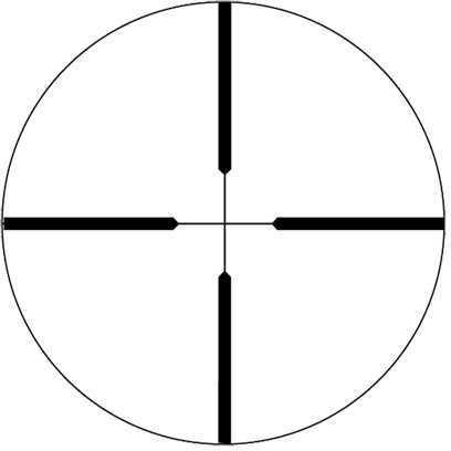 Weaver 40/44 Riflescope 3-9X40 Matte Dual-X Md: 849511