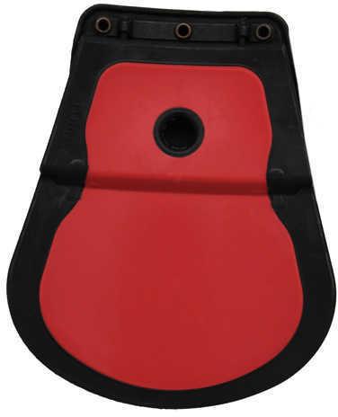 Fobus SR22LH Evolution Belt Paddle LH Ruger SR22 Plastic Black