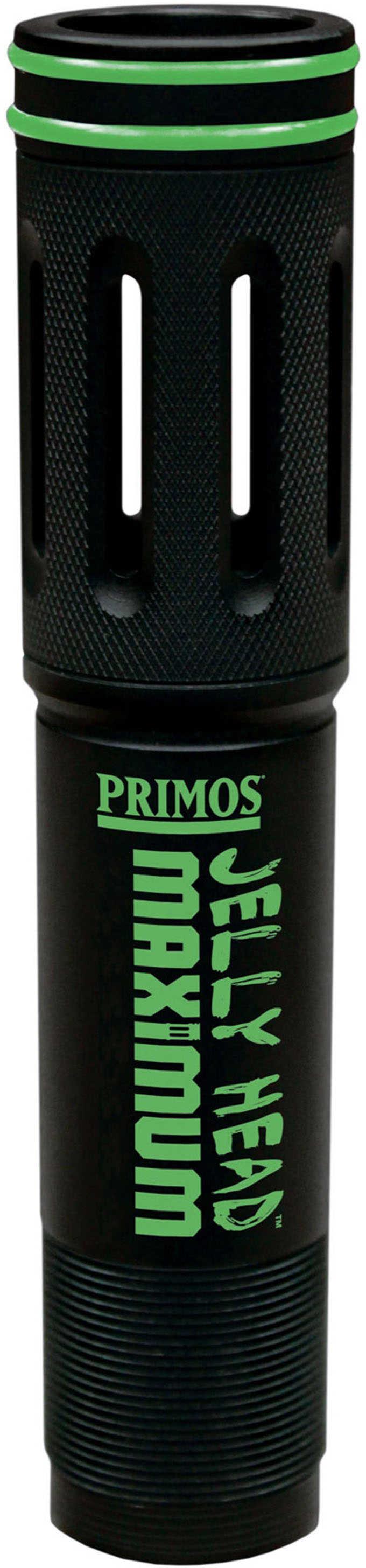 Primos 69402 Jelly Head Maximum Benelli/Beretta 12 Gauge Extended Turkey Choke Black