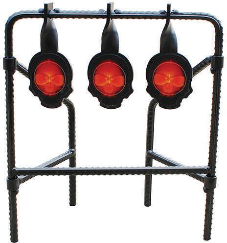 Do-All TrapsDo-All Traps Boxed Bonehead Rebar .22 Triple Spinner Target Md: BXBHTS