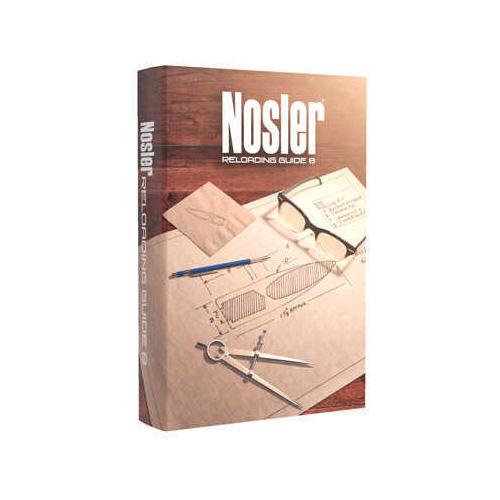Nosler Reloading Manual #8 Md: 50008