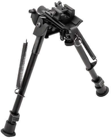 """Truglo Tac Pod, Adjustable Bipods 9"""" To 13"""", Black Md: TG8901L"""