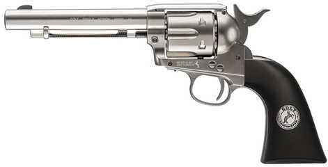 Umarex USA 2254051 Colt Peacemaker Air Pistol Revolver 177 Pellet Nickel