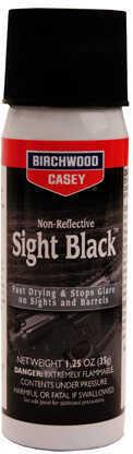 Birchwood Casey Sight Black, 1.25 Fl Oz Aerosol Md: 33915