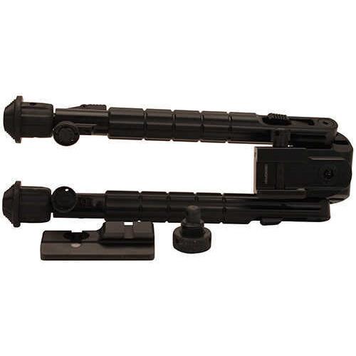 Leapers UTG Bipod Heavy Duty Recon 360, Black Md: Tl-BP03