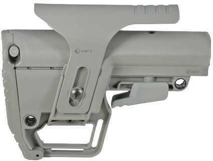 Battlelink Adjust Check Piece Grey Md: B ACP GY