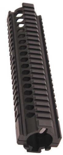 """Tekko Metal 2 Piece 10"""" Free Float Rail System Black Md: TMARCFF210Irs"""