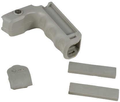 React Magwell Grip Grey Md: RMGGY