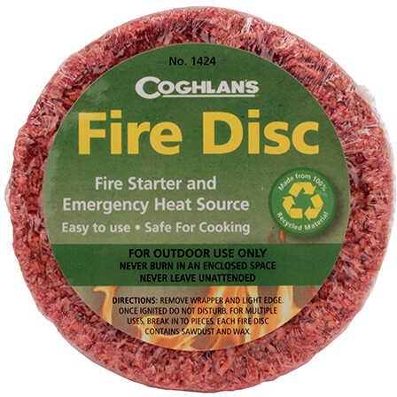 COGHLANS Fire Disc Display 24 Units Md: 1424