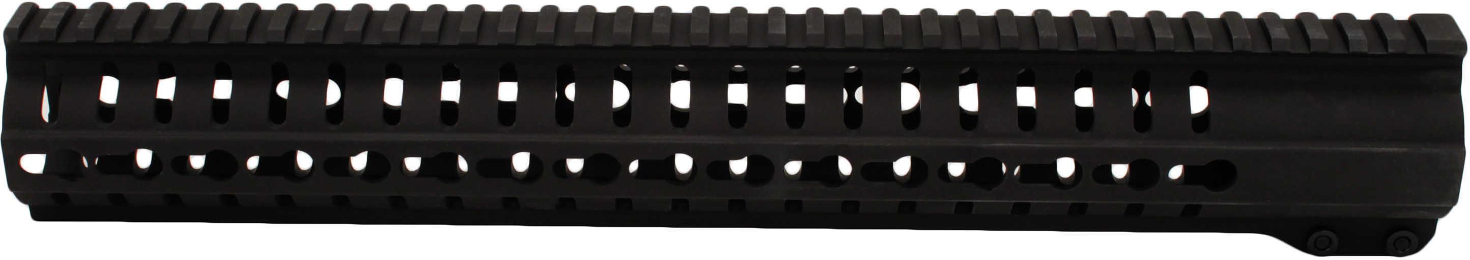 CMMG 308 Handguard 15 Slot Keymod Black High Profile 38DA22D
