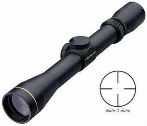 Leupold VX-II Riflescopes 3-9X33 Wide Duplex Black Matte Md: 58500