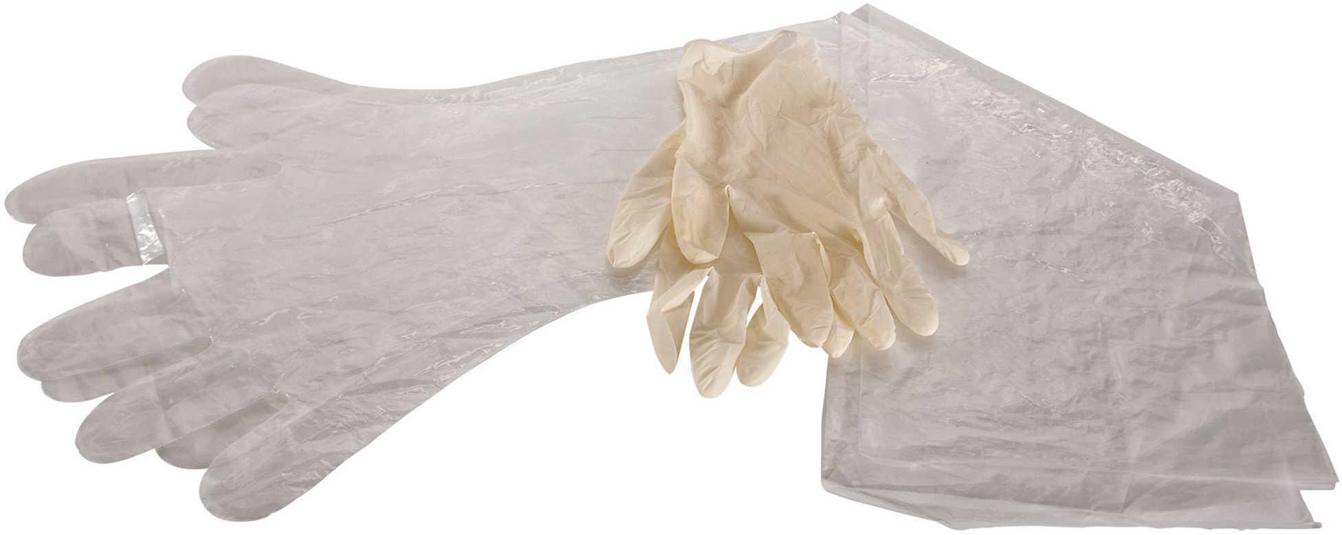Allen Field Dressing Gloves: Surgical & Shoulder Md: 51