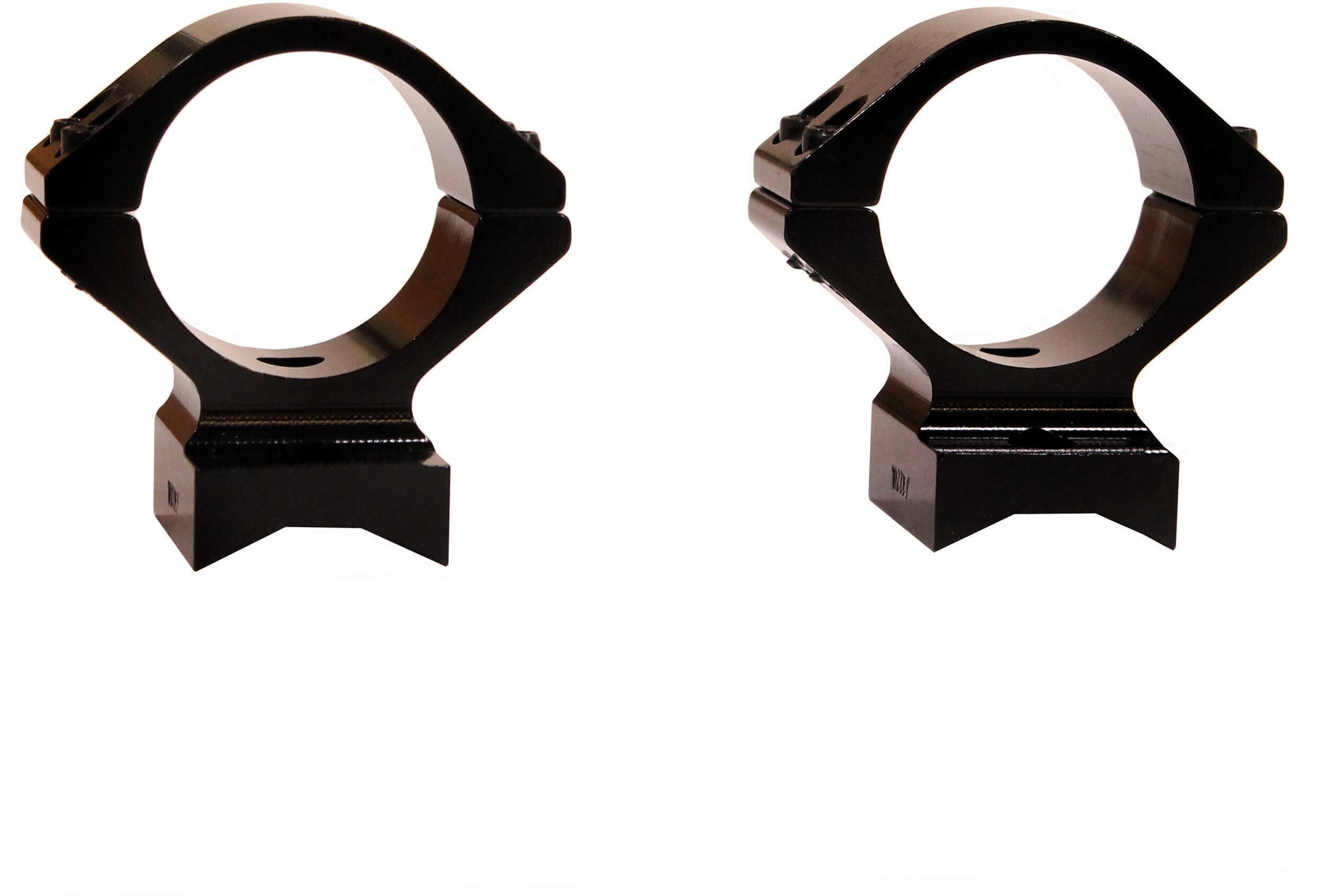 Browning Integrated Ring Base Set BAR/BLR Standard, Gloss Md: 12394
