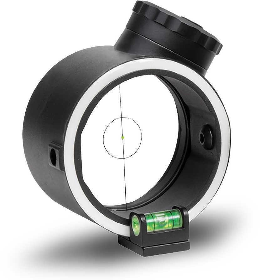 Truglo Range Rover AC Wheel Green-Dot, Black Md: TG6401Gb