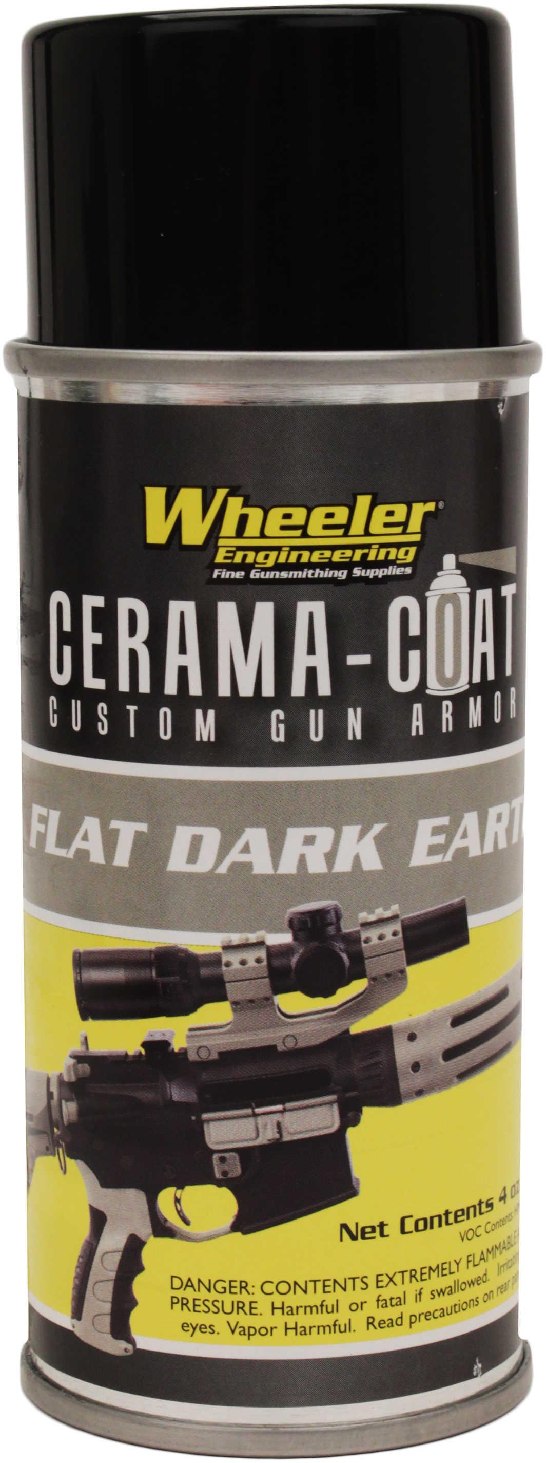 Wheeler CERAMA Coat Flat Dark Earth