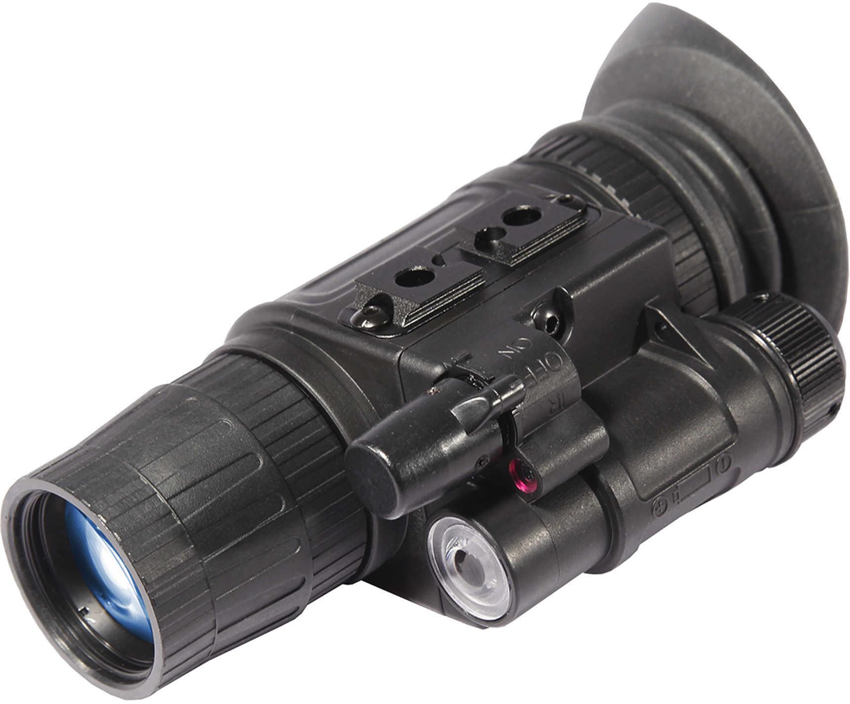 ATN NVM14-3 Monocular Gen 3 Black Night Vision Monocular System NVMPAN1430