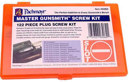 LYM Master Gunsmith Plug Screw Set