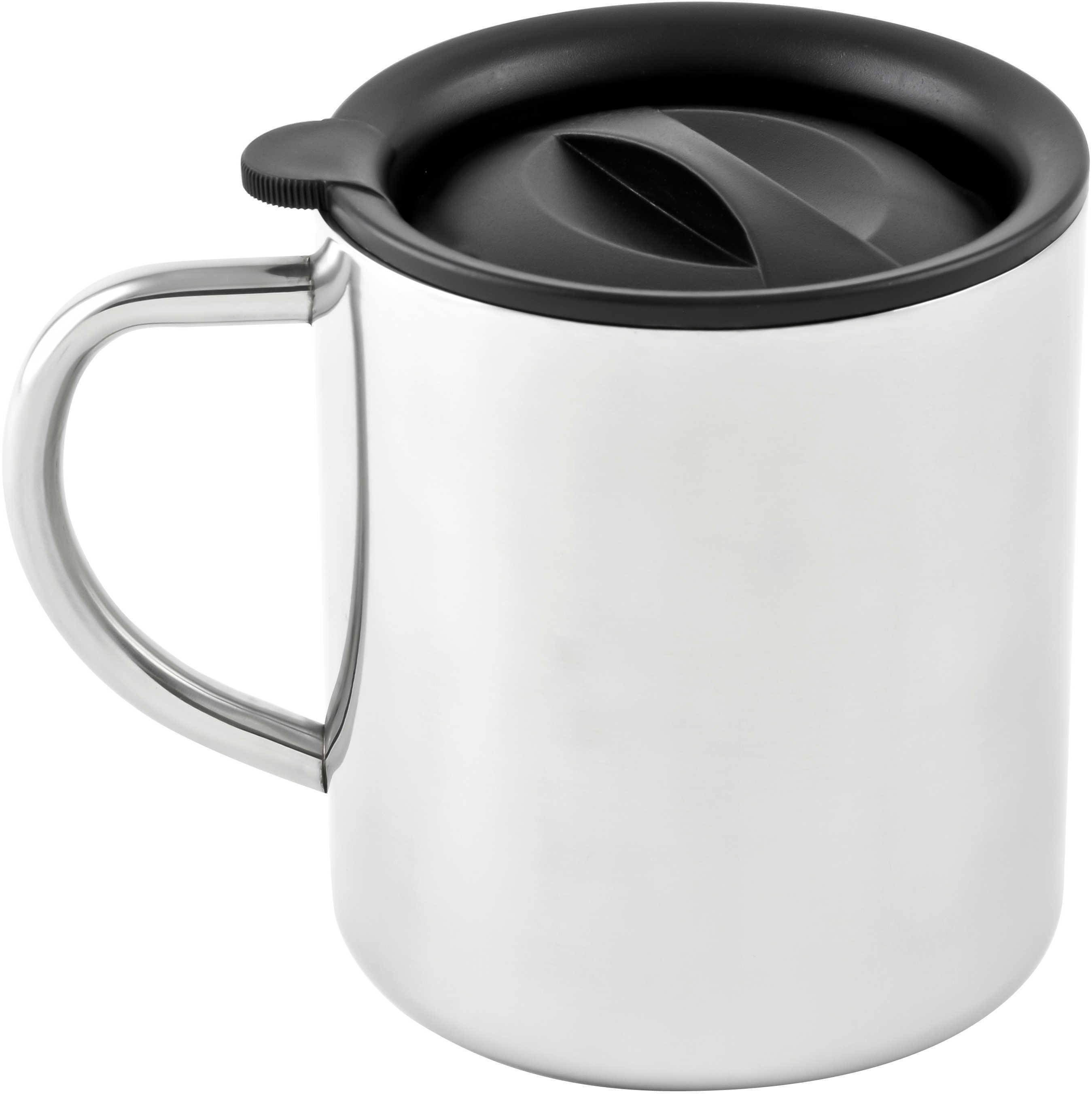 Timberline D-W Mug 15 W/Lid Md: 42116