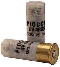 "12 Gauge Buckshot 2.75"" (Per 10) Hi-Velocity #4 Buck Md: 12HV4Bk"