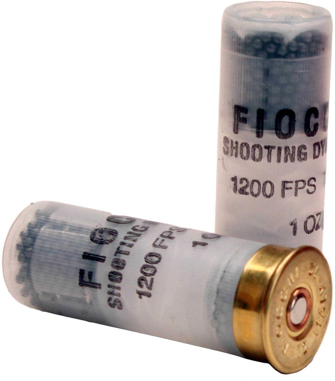 "Fiocchi Ammo Shooting Dynamics Target Load Line 12 Gauge 2.75"" Size #9 Shot, 1 Oz Shotshells, 25 Per Box"