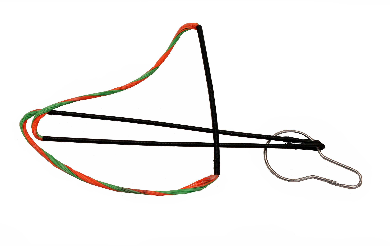 Invader G3, Ranger String, Orange/Green, Per 1 Md: HCA-13215-O