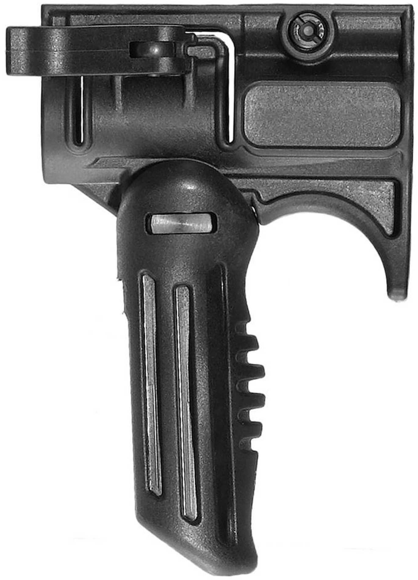 "Tactical Folding Grip W/1"" Flashlight Adapter Md: FFGS-1"