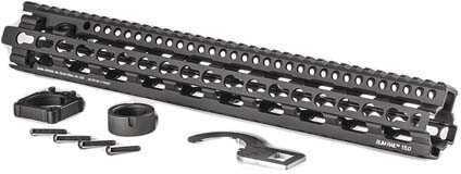 Daniel Defense Slim Rail 15.0 (Rifle Extended), Black