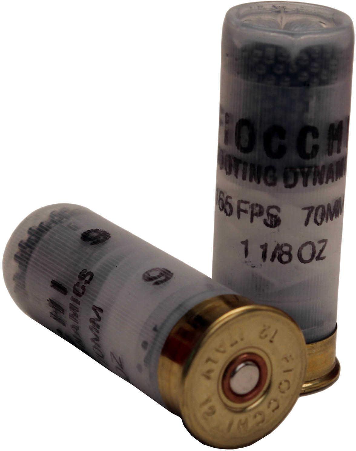 "Shooting Dynamics 12 Gauge 2.75"" (Per 25) Size 9, 1 1/8 Oz Md: 12Sd18L9"