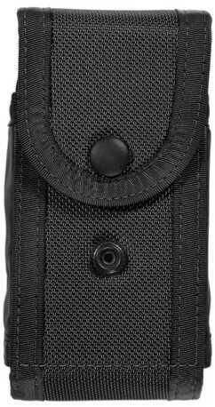 Bianchi M1030 Military Quad Magazine Pouch Black, Size 01 Md: 14930