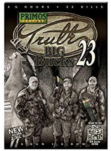 Primos The TRUTH 23 Big Bucks, DVD Md: 43231
