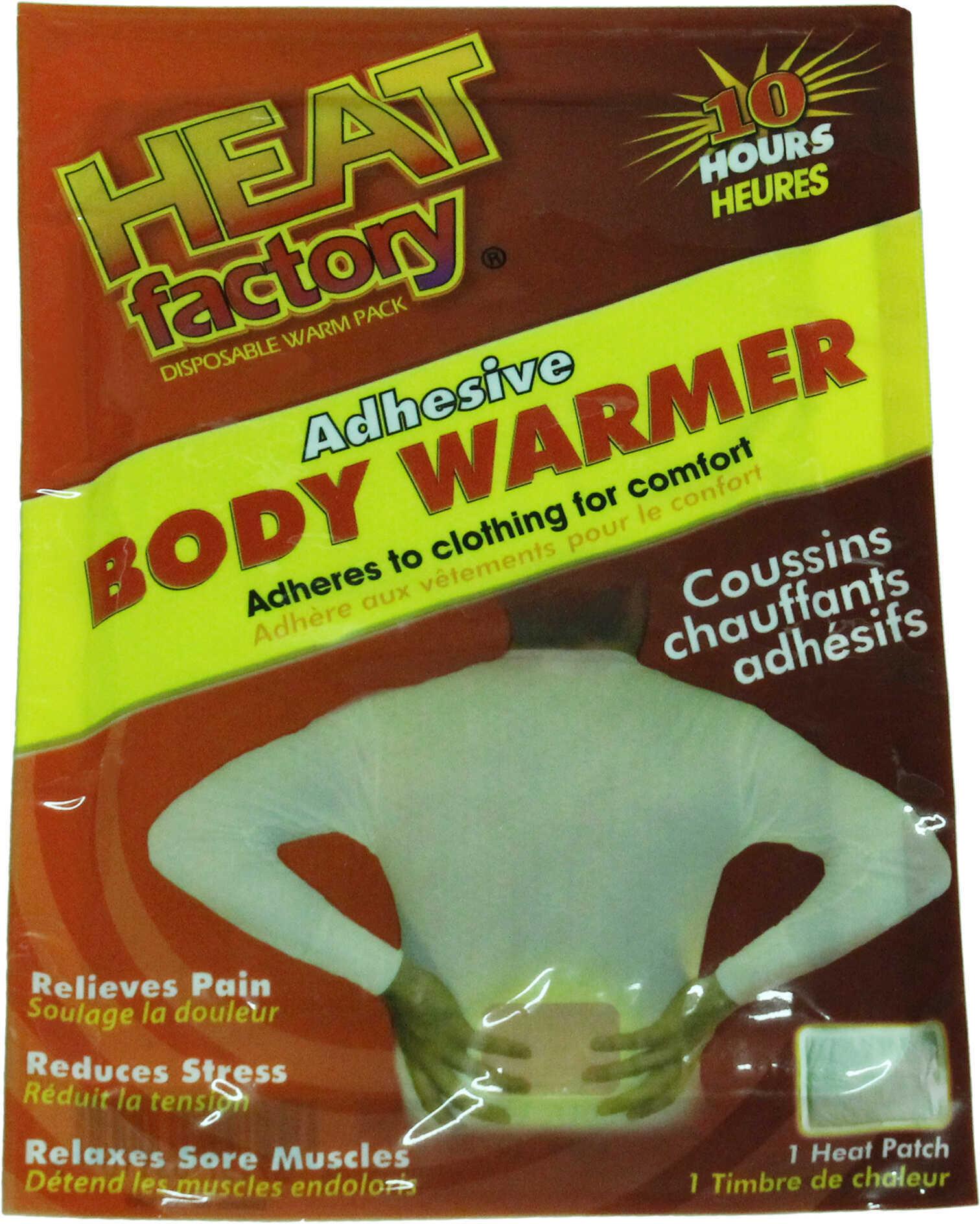 Heat Fact ADH Body Warmer 1Pk 10HR