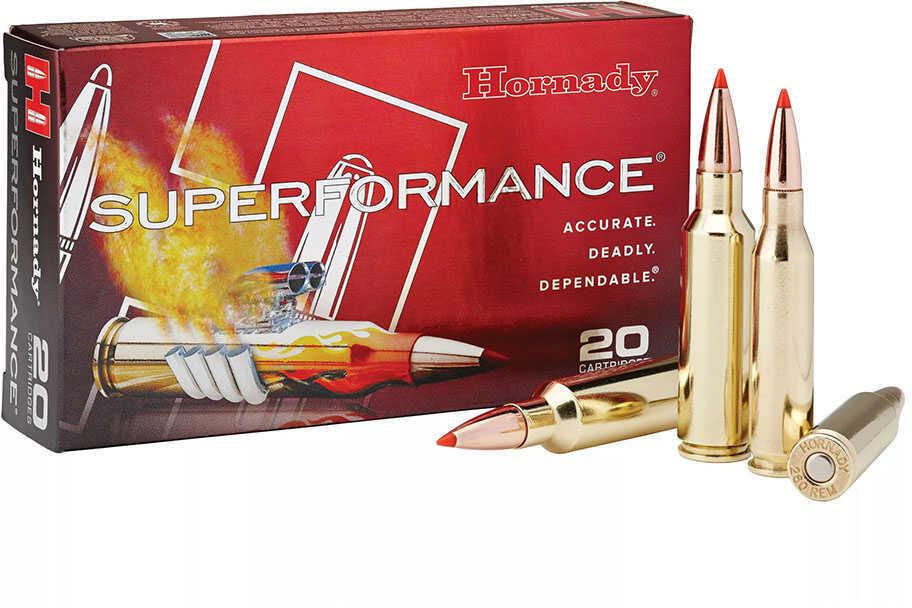 Hornady Superformance 270 140 Grain Sst 20rds/Box