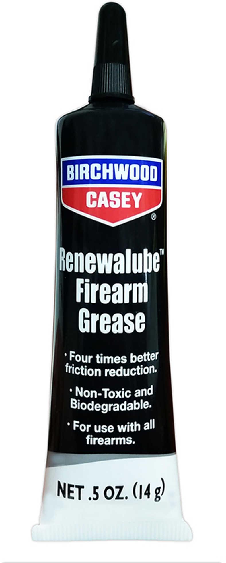 Birchwood Casey Renewalube Bio Firearm Grease 0.50 Oz Tube