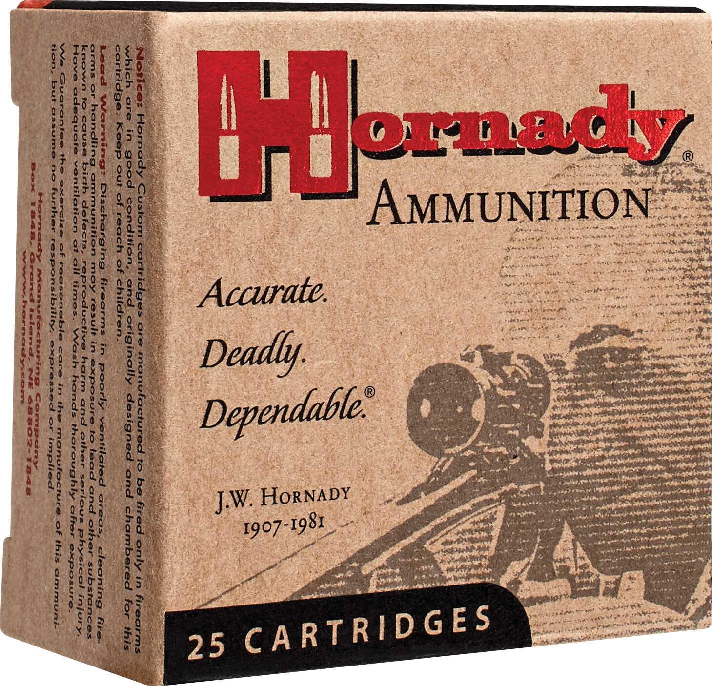 Hornady 500S&W 300 Grain FTX 20/Bx