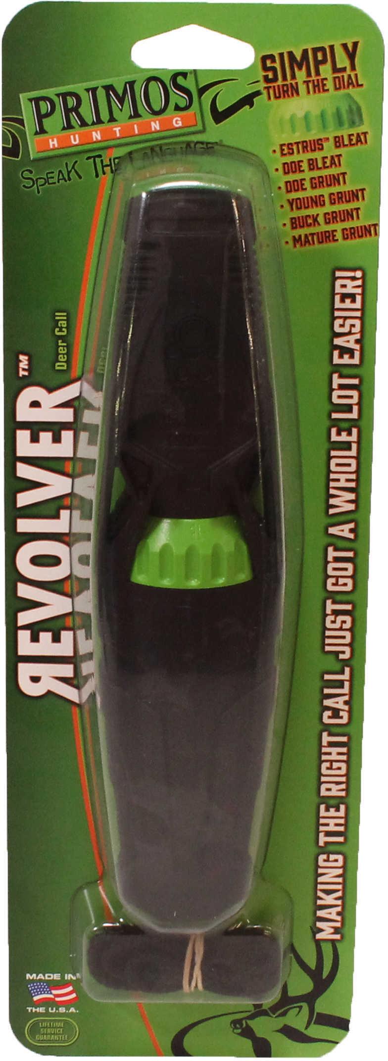 Primos Deer Call Revolver Grunt Md: 776