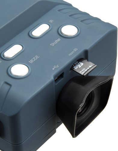 Barska NVX-100 Night Vision Monocular - Blue