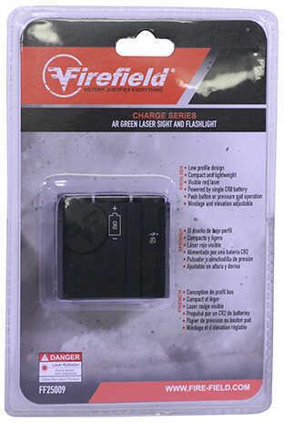 FIREFIELD CHARGE AR GRN LSR/LIGHT