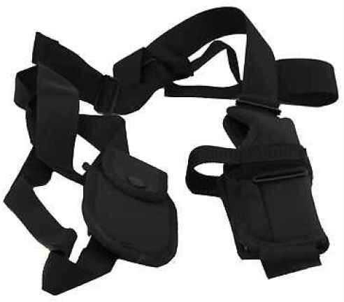 Bianchi 4601 Viper Vertical Shoulder Holster Ballistic Weave, Size 5 Md: 14315