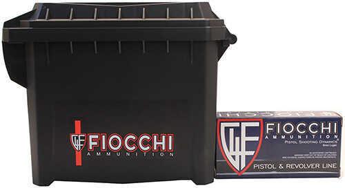 Fiocchi Ammo 9mm 115 Grains, Full Metal Jacket, Field Box, Per 200 Md: 9ARP200