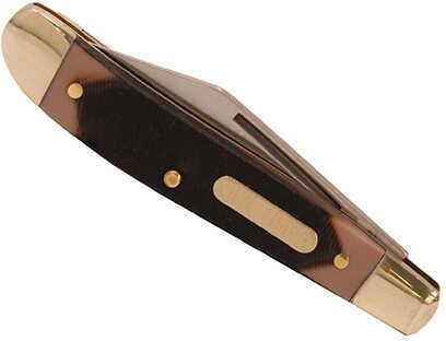 "Old Timer 12OT Schrade Pal 2.2"" 7Cr17 Stainless Steel Clip Point Sawcut Bone"