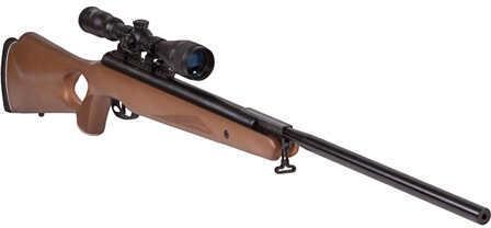 Benjamin BT725WNP Trail XL .25 Pellet Brown/Black Fixed Thumbhole Stock 3-9x40mm