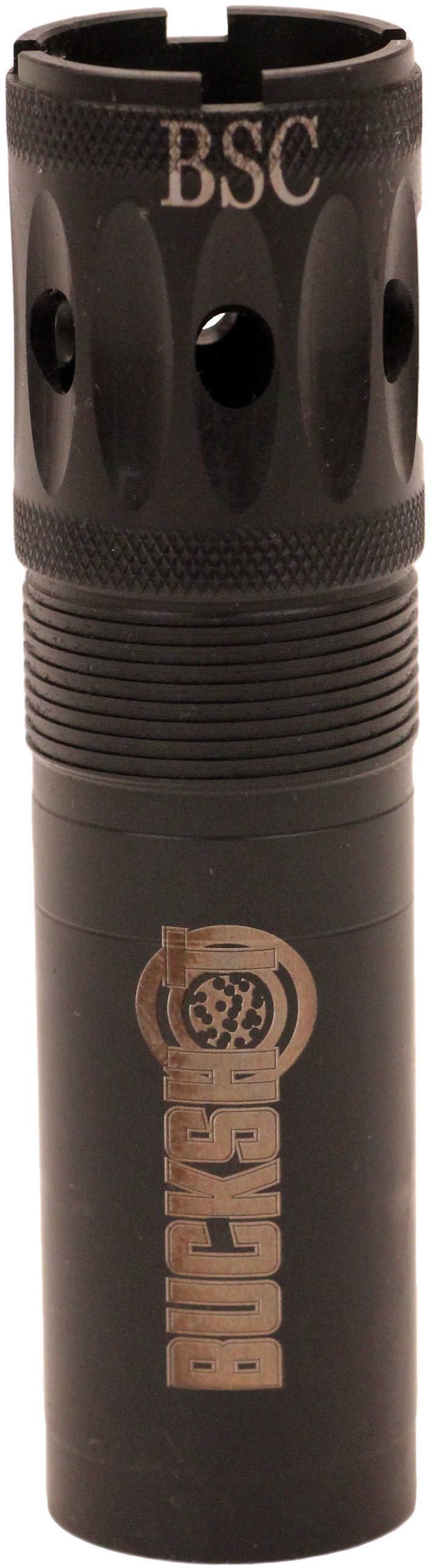 Carlsons 15599 Buckshot Benelli/Beretta 12 Gauge 17-4 Stainless Steel Black Ported
