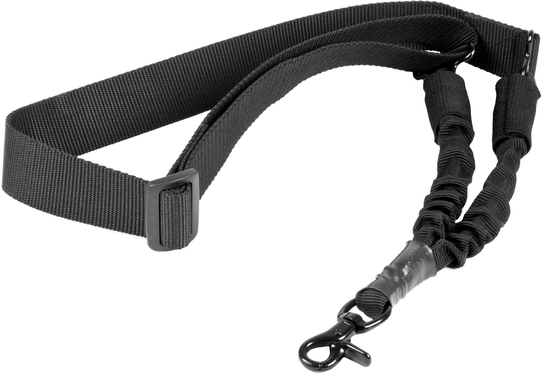 NCStar AARS1P Single Adjustable x Quick Detach Swivel Black