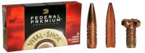 Federal 270 Winchester Short Magnum 270 WSM 130Grain Barnes Triple Shock X Bullet Ammunition Md: P270WSMd