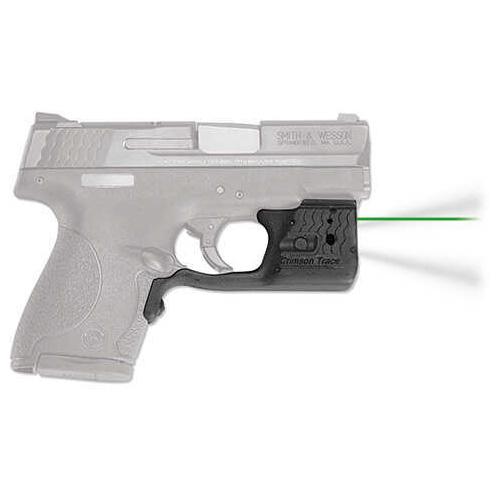 Crimson Trace Laserguard Pro Smith & Wesson M&p Shield, Green Md: Ll-801g