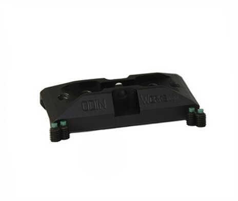 Odin Works Picatinny Low Profile Bipod Adapter Md: ACC-P-Pod